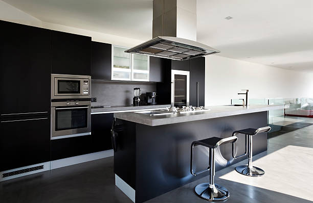 Black Kitchen Accessories